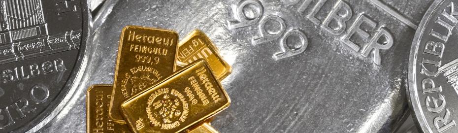 Edelmetallkonto für Stiftungsvermögen