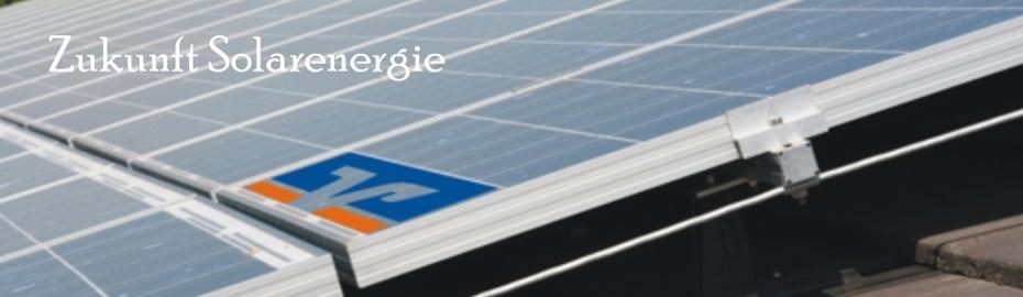 VR-Solarfinanzierung