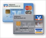 Visa a MasterCard
