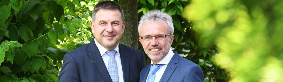 Wolfgang Zürn (předseda představenstva), Karl-Anton Erath, Horst Habrik