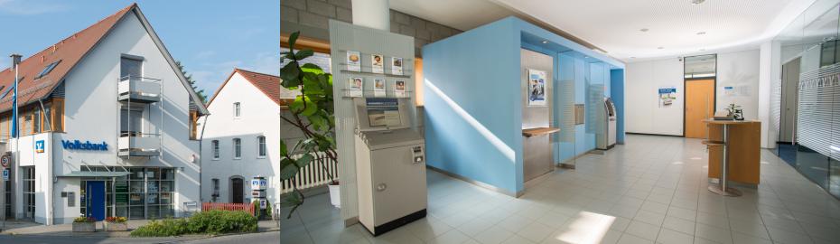 VR-Filiale Ebersbach - Volksbank Löbau-Zittau eG