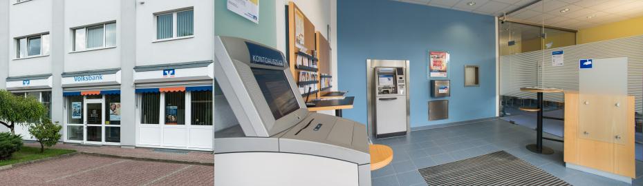 Filiale Olbersdorf - Volksbank Löbau-Zittau eG