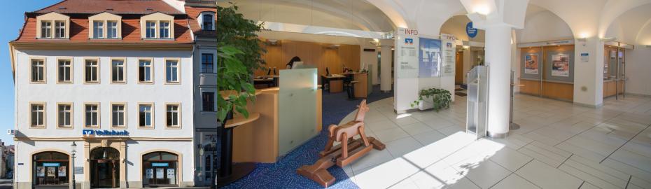 Hauptfiliale Zittau - Volksbank Löbau-Zittau eG