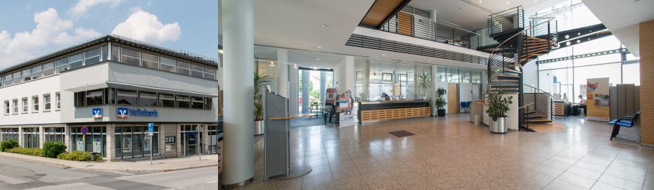 Hauptstelle Neugersdorf - Volksbank Löbau-Zittau eG